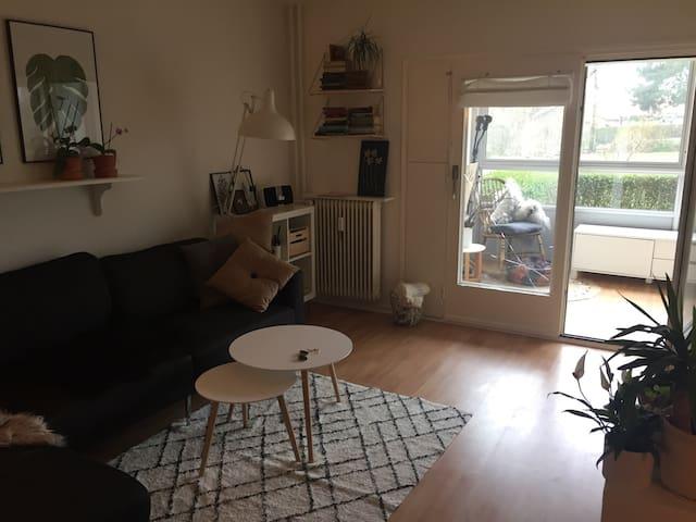Central hyggelig lejlighed - Næstved - Huoneisto