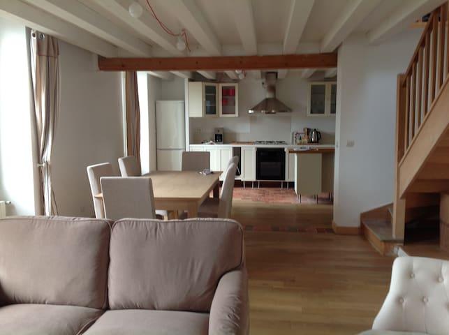 Gite Bord de Seine en duplex - Conflans-Sainte-Honorine - Apartment