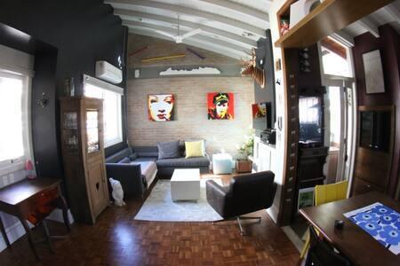 Beutiful and cozy apartment - Best neighborhood! - Porto Alegre