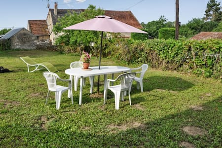 Maison de campagne chic avec jardin - Guipy - Talo