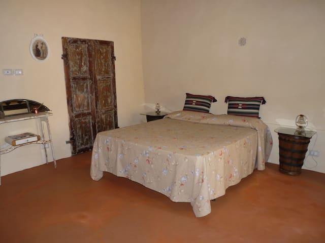 Camera nel cuore dell'antica via Francigena