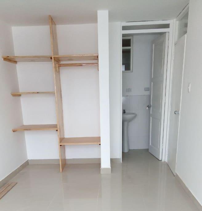 Dormitorio típico