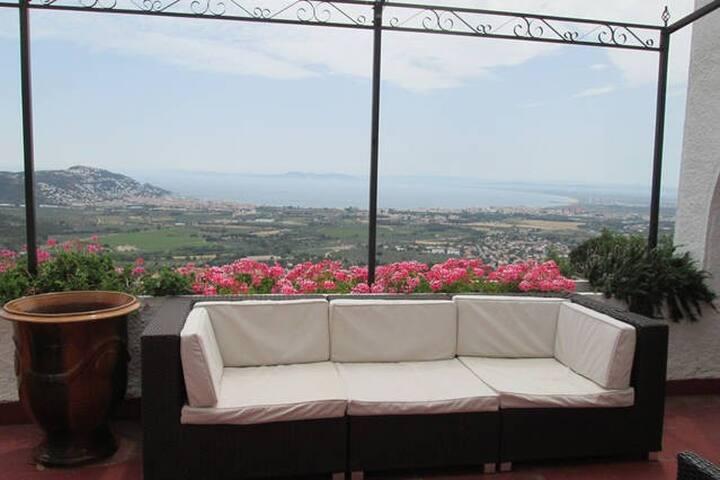 Villa very beautiful in Mas-Fumats, Roses, ESPANA - El Mas Fumats - Hus