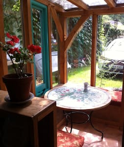 oak tree cottage - Dartington - Casa