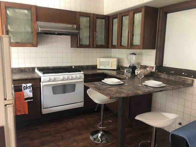 Nice Apt in great area ( Valle)