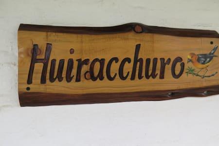 HUIRACHURO - Puembo