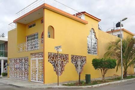 Amazing De Luxe Private Room - Mérida