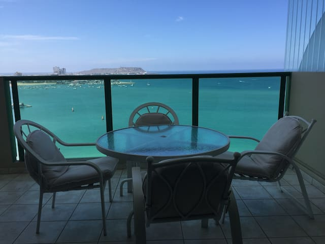Amazing view and comfort - Salinas - Apartment