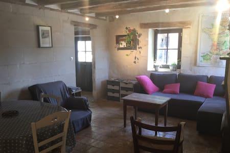 Maison Tourangelle proche Châteaux - Dierre - Casa