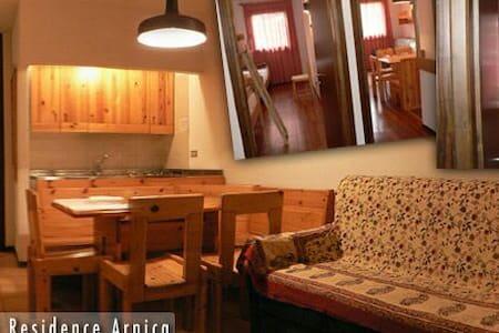Ferragosto sulle Dolomiti - Santa Fosca - Apartamento