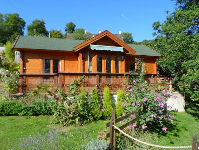 Cosy cabin next to Bownham Common - Stroud - Kisház