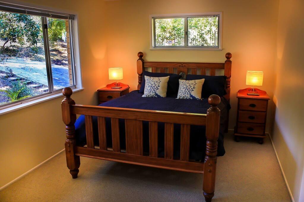 Master Bedroom with Walk in Wardrobe