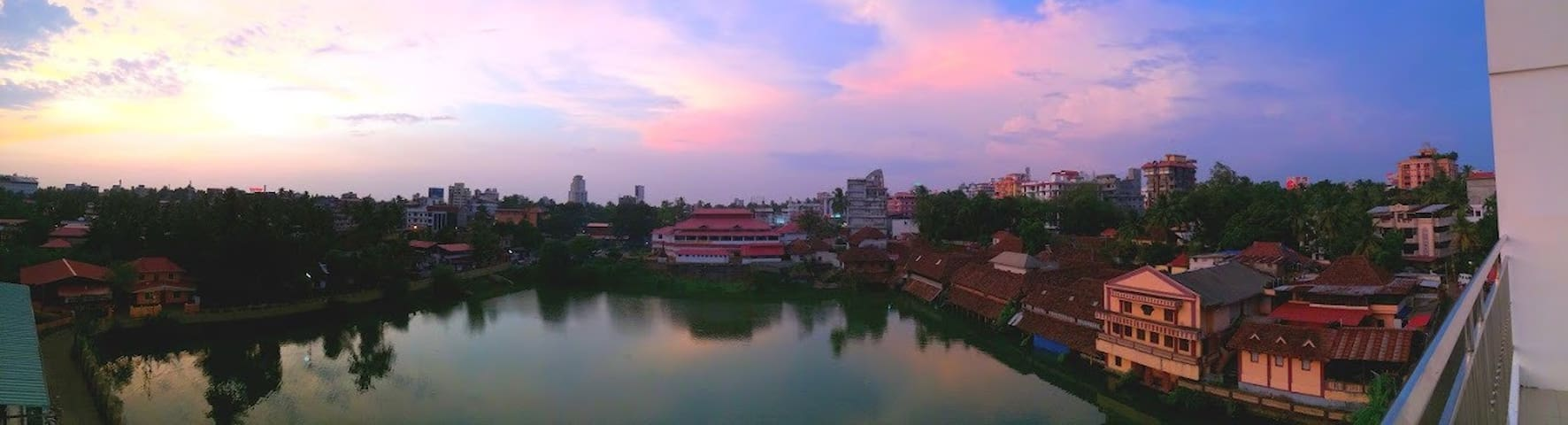 Apartment with gorgeous view! - Thrissur - Pis
