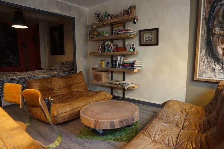 Le Panier - Studio 35 m2 rénové