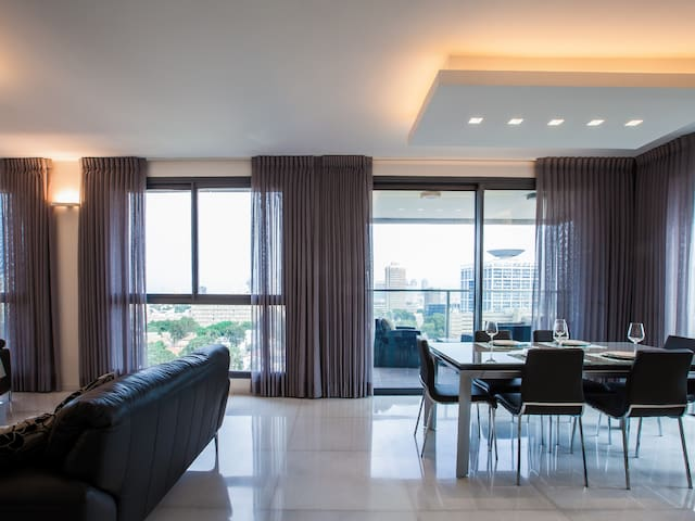 ♛♛2bedroom Sarona Tower- Luxury 120sqm  ♛♛