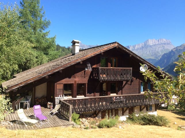 Nice chalet in les Houches Mt Blanc