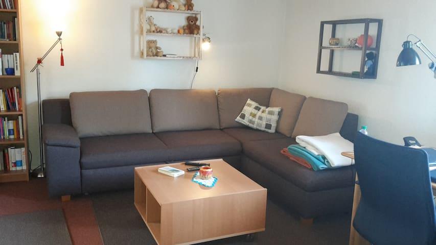 Urlaub auf der Couch - Darmstadt - Apto. en complejo residencial