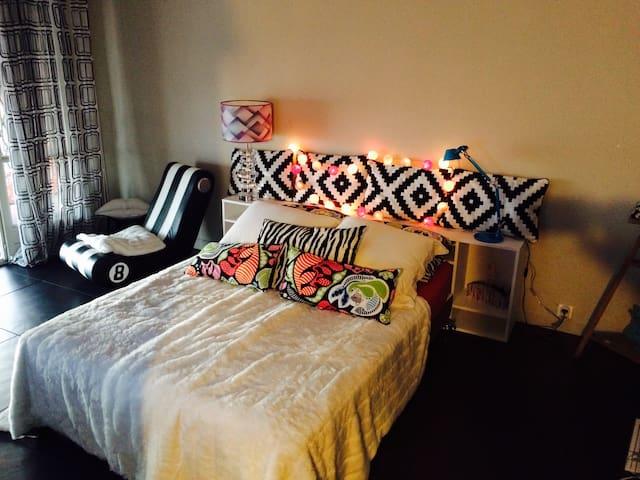 Beau F1 cosy idéal pour un couple - Ajaccio - Apartamento