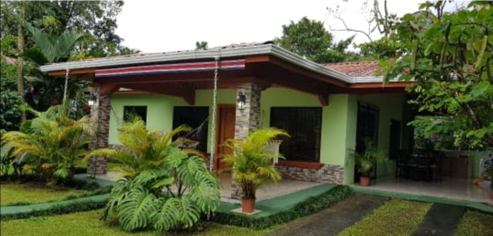 Arenal Ginger Home