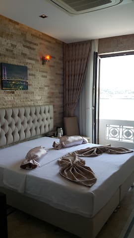 With an excellent Istanbul view - Estambul - Bed & Breakfast