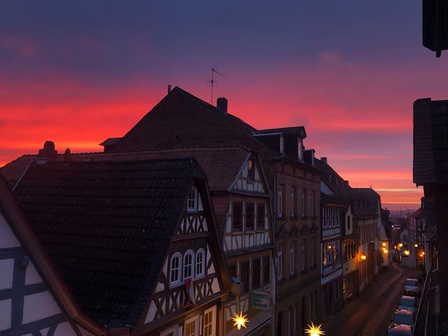 Wohnung im Herzen der Gelnhäuser Altstadt
