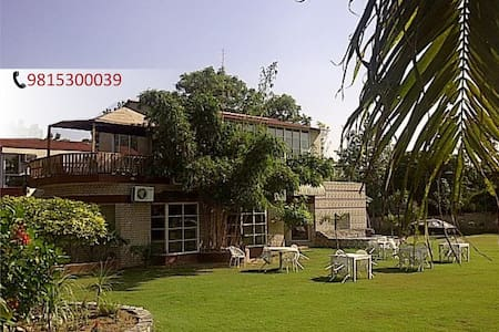 Farmhouse Retreat in Chandigarh - Bed & Breakfast