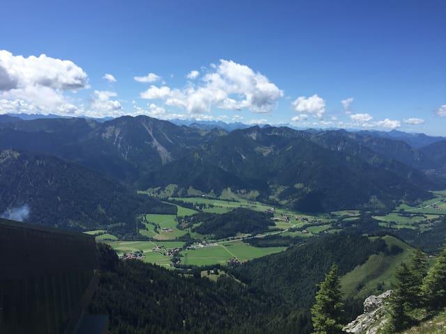 Unterkunft in Bergnähe - Bruckmühl - Andere