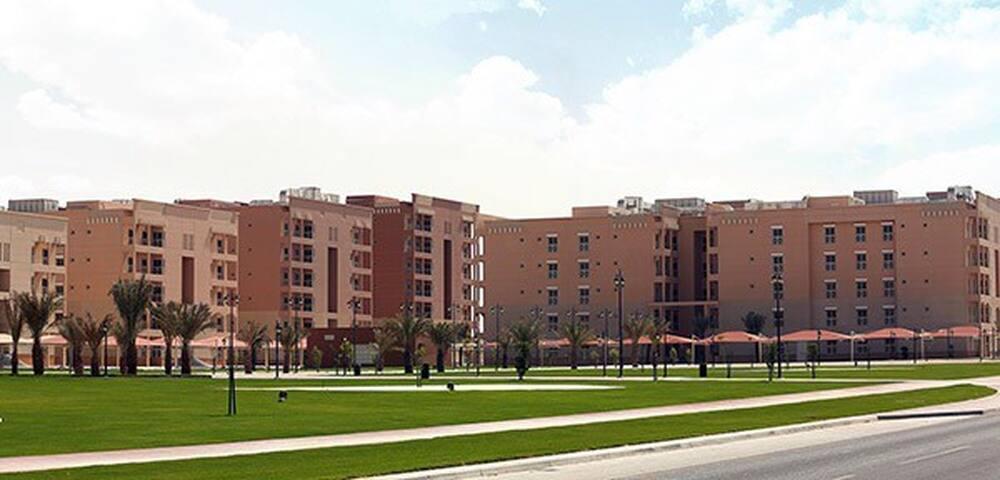 Apartamento totalmente amoblado - Doha - Flat