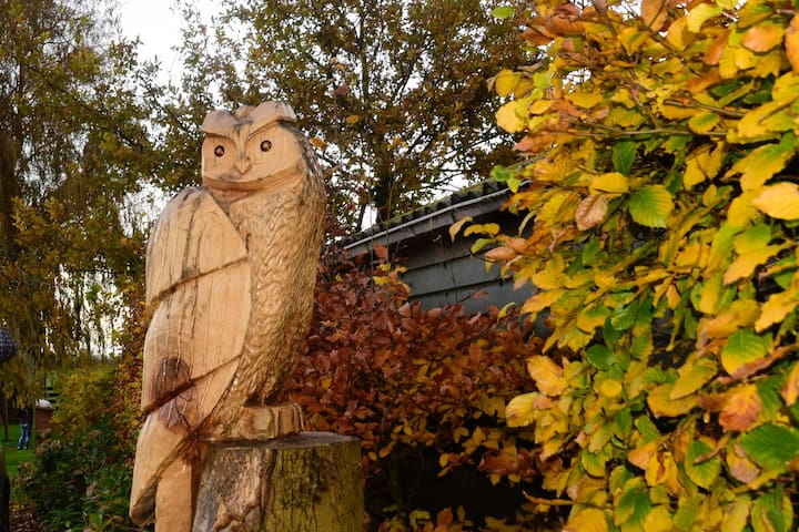 Holiday home The Owl nest