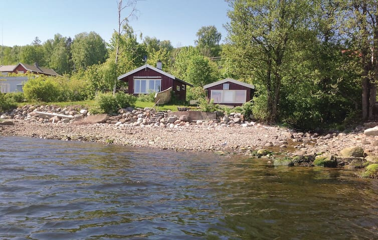 Holiday cottage with 2 bedrooms on 50 m² in Sætre