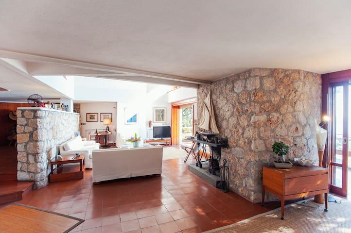 Villa meravigliosa al Circeo sul ma - San Felice Circeo - วิลล่า