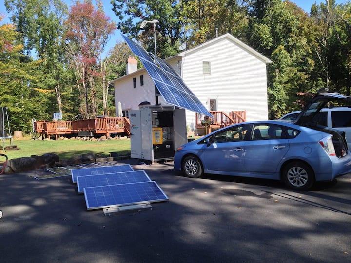 Hydrogen House Project | Hopewell NJ