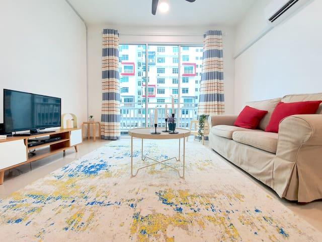 Nilai Ehsan Residence by BeeStay [8 Pax] @ Sepang
