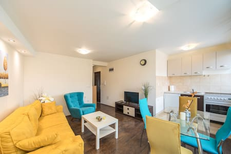 Luxurious Apartments Complex