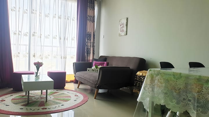 Prestige Sky 1 Bedroom B7-6 | Muslim Friendly Unit