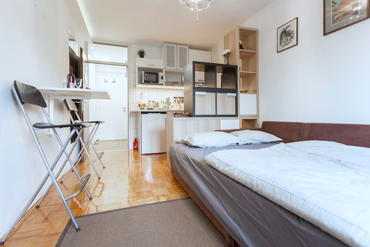 Apartment Gita - your little home in Zagreb