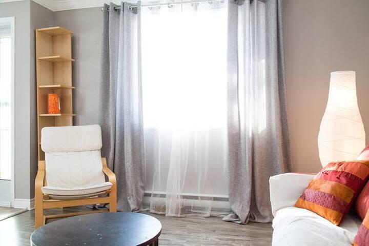 Chambre dans maison tranquille - Saint-Bruno-de-Montarville - House