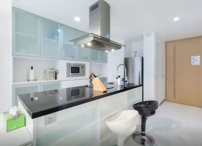 1 Bedroom Premium Apt ABI @Cecil St - สิงคโปร์ - อพาร์ทเมนท์