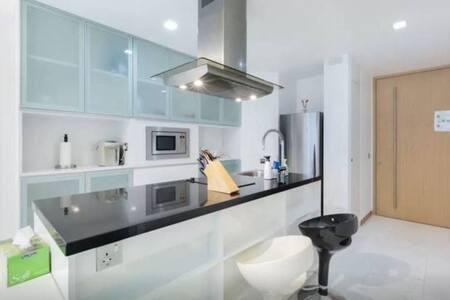 1 Bedroom Premium Apt ABI @Cecil St - Singapore - Huoneisto