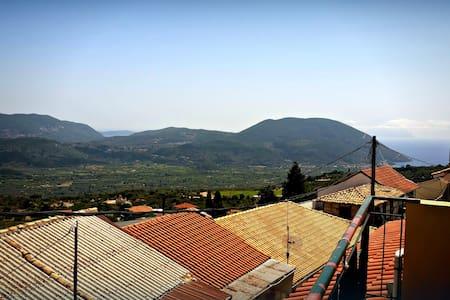 Beautiful duplex, rustic charm  & modern comforts - Agios Petros - Haus