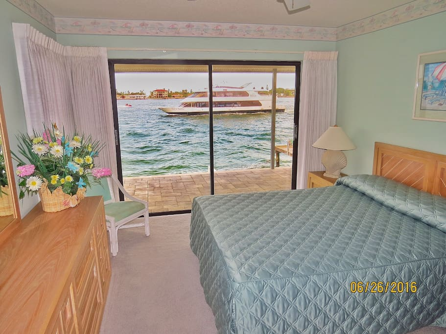 AMAZING SIGHTS RIGHT FROM YOUR BEDROOM