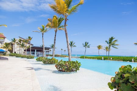 Ocean view apartment in Cap Cana/Overall rating 5*
