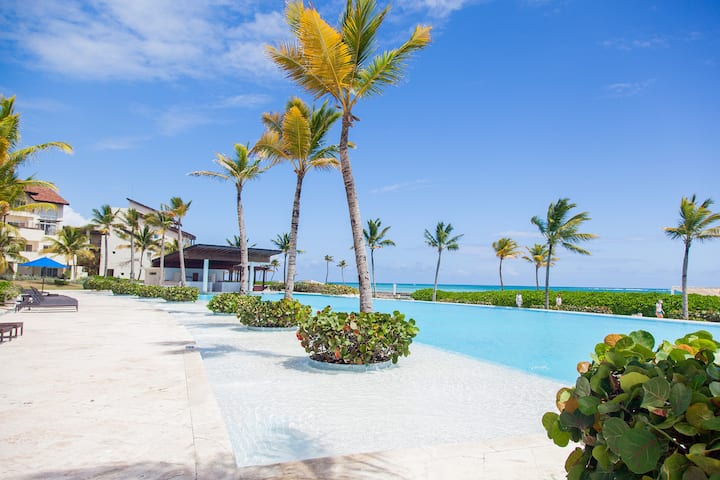 Exclusive apartment in Cap Cana/Overall rating 5*