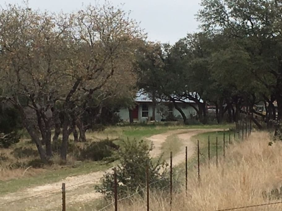 Welcome to Buffalo Bend Ranch House.