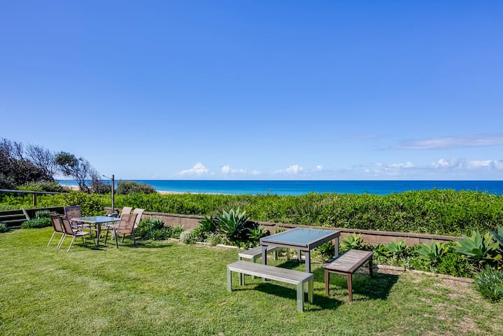 Narrabeen on the beach.  Ask about long term lease