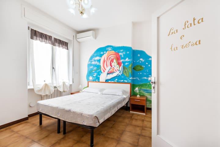 Il Veliero - Double Room with Private Bathroom