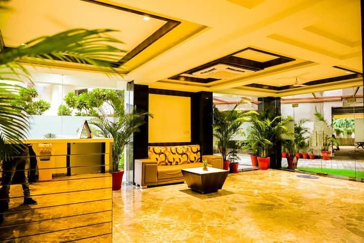 Studio Apartments 450 Sq.Ft (with Balcony)