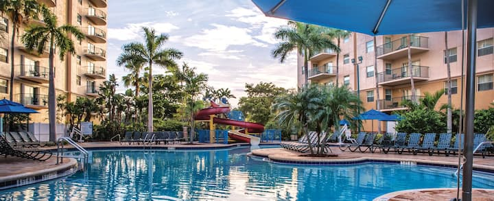 1 BR Deluxe*Casino*Horse races* Wyndham Palm-Aire