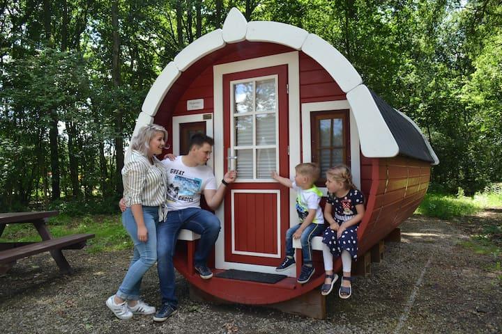 Ferienhaus für 4 Gäste mit 8m² in Werlte (59080)