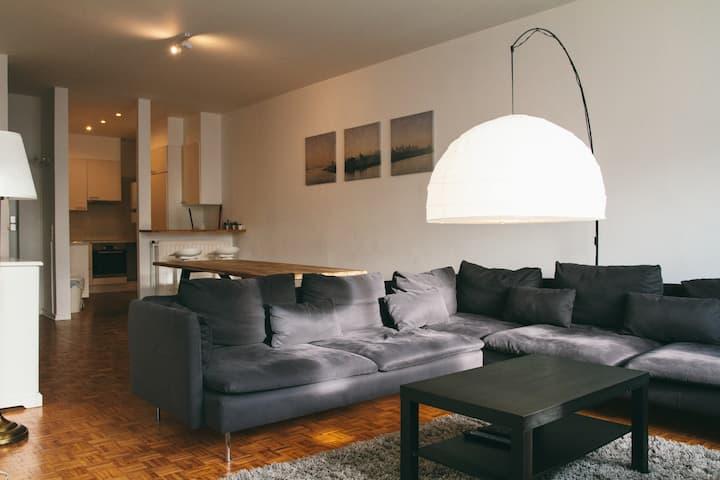 Cosy & spacious apartment in the heart of Brussels